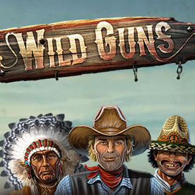 Wild Guns Screenshot 1