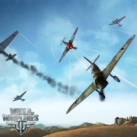 World of Warplanes Screenshot 1