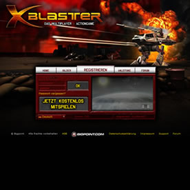 XBlaster Screenshot 1